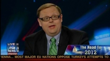 Fox's Todd Starnes accuses college president calling for more diversity of 'ethnic cleansing' | political sceptic | Scoop.it