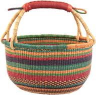 Baskets of Africa. Cestas del mercado de distintos paises africanos | inquietario* | Scoop.it