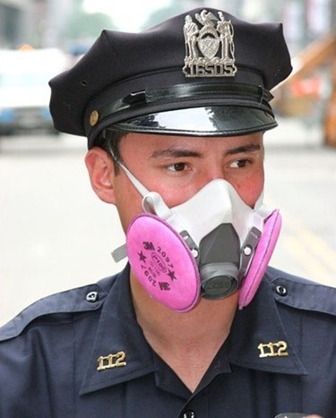 How to protect against gas (chemical) and viral (biological) attacks - respirators prove key to survival | Brian's Science and Technology | Scoop.it