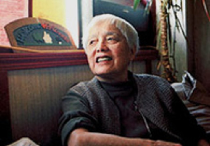 American Revolutionary: Grace Lee Boggs | Colorful Prism Of Racism | Scoop.it