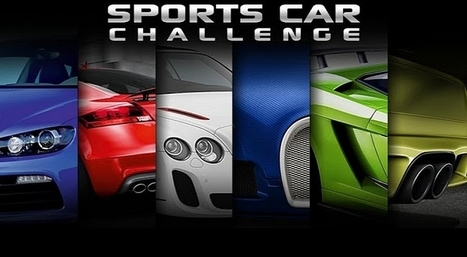 Sports Car Challenge for Android Updated with New Audi RS 5 Coupé Car - Softpedia | little fox | Scoop.it