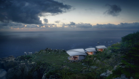 """Form4 Architecture's Sustainable """"Sea Song"""" Wins Multiple Awards   Sustainable Architecture   Scoop.it"""