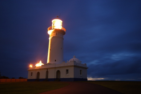 The Macquarie Lighthouse, Australia's First Lighthouse | HSIE S1:  Personal and Communal Responsibilities Towards the Environment (ENS1.5 &1.6) | Scoop.it