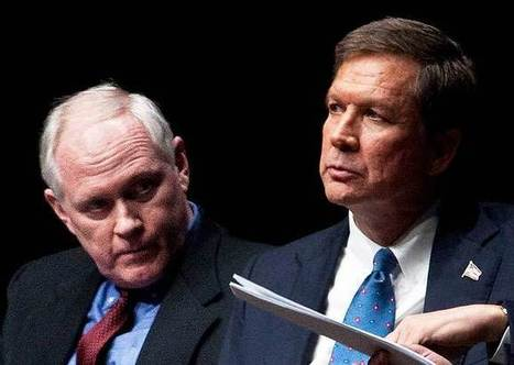 Kasich aides knew of plan for fracking in state parks | Sustain Our Earth | Scoop.it