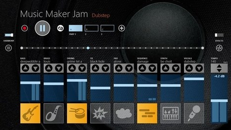 Music Maker Jam app for Windows in the Windows Store Preview | Time to Learn | Scoop.it