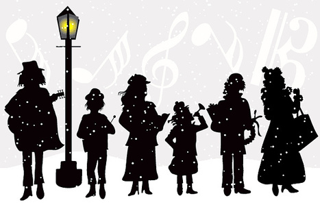 Christmas Songs : petite histoire d'une exception anglo-saxonne | Intervalles | Scoop.it