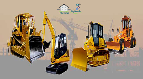 Earth movers in Chennai - Myhome-myneeds.com | MyHome-MyNeeds.com - Home Needs in India-Classified Ads free | Scoop.it