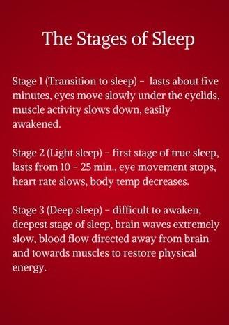 Sleep Habits: 10 Steps To Sleeping Better   self-confidence   Scoop.it