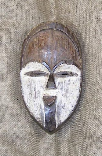 The Mitsogo mask | African masks knowledge | Scoop.it