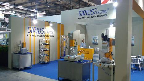 PLAST 2015 - International exhibition for plastics and rubber industries, Milan May 5/9 2015 - Plastic welding machines and systems - Sirius Electric, Made in Italy   SALDATURA MATERIE PLASTICHE - ULTRASUONI, VIBRAZIONE, ROTOFRIZIONE, LAMA CALDA   Scoop.it