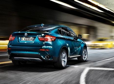 BMW X6 ramane neschimbat si in anul 2015 | Auto fans | Scoop.it