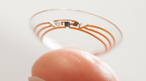 Google invents smart contact lens with built-in camera: Superhuman Terminator-like vision here we come | UtopianDynamics | Scoop.it