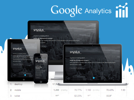 Understand from Google Analytics as to how responsive your website is- Snyxius   Technology   Scoop.it
