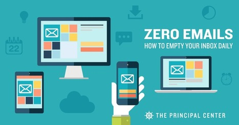 0 Emails: How To Empty Your Inbox Every Day | Informatics Technology in Education | Scoop.it