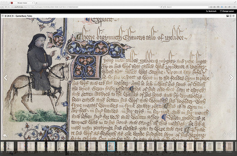 Medieval Manuscripts in the Digital Age | Pixilating the parchment | Scoop.it