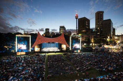 Sydney Festival | Quay West Suites Sydney | Hotels and Resorts | Scoop.it