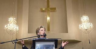 Hillary Clinton's faith - Patheos | INSPIRATIONS | Scoop.it