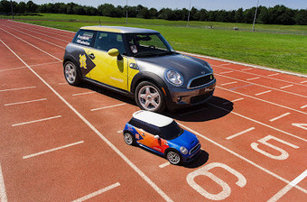 Olympics to use Mini Cooper R/C cars ~ Grease n Gasoline | Cars | Motorcycles | Gadgets | Scoop.it