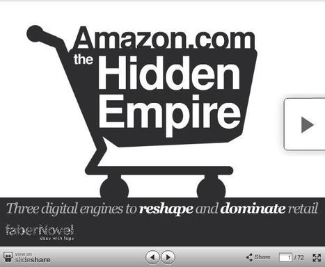 How Amazon Controls Ecommerce(Slides) | TechCrunch | Marketing Strategy and Business | Scoop.it