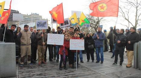 Manifestation à Nantes en soutien aux kurdes de Turquie | NPA 44 - revue de presse | Scoop.it