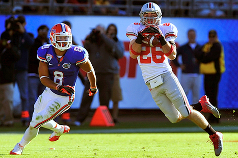 Buckeye linebacker calls foul on race-baiting Gators | Ohio State football | Scoop.it