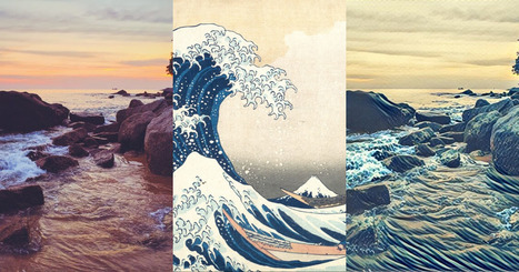 Prisma Gives Your Photos the Look of Famous Paintings | Photography Stuff For You | Scoop.it