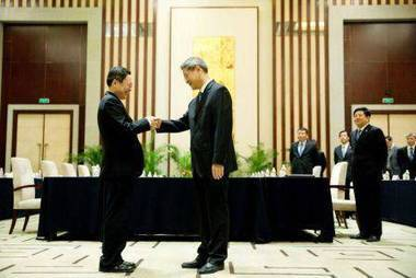 China and Taiwan hold historic talks - The Times of India | Asia-Pacific developments | Scoop.it