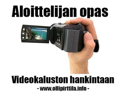 Aloittelijan opas videokaluston hankintaan | Opeskuuppi | Scoop.it
