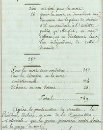 16-17 janvier 1793, la Convention vote la mort de Louis XVI - Vendéens & Chouans | GenealoNet | Scoop.it