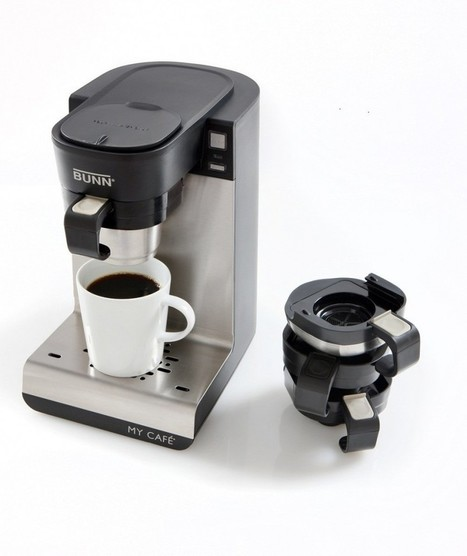 BUNN MCU Single Cup Multi-Use Brewer Review | Coffee-maker-reviews | Scoop.it
