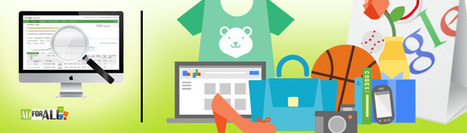 Campagnes Google Shopping : Nouvelle interface sous AdWords - ADFORALL | e-commerce  - Success Store | Scoop.it