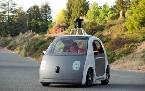 Google a créé sa première voiture autonome | Veille marché - Achats IT | Scoop.it
