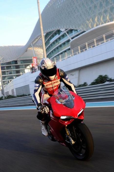 Panigale first ride | Ducati news | Scoop.it