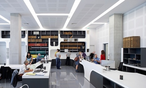 France's libraries discovering a new lease of life beyond just books | Nouveaux lieux, nouveaux apprentissages | Scoop.it
