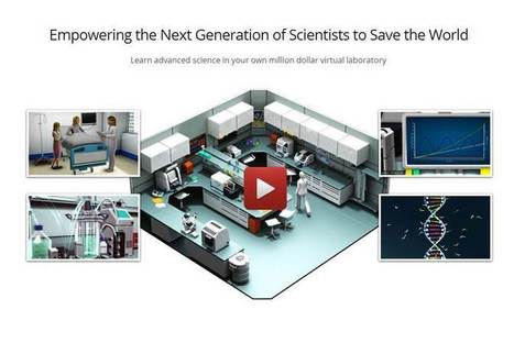 Labster: Virtual Labs for Biology and Life Sciences Teachers - EdTechReview™ (ETR) | STEM Connections | Scoop.it