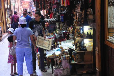 Egypte : Baisse du nombre de touristes provenant des USA et d'Israël | Égypt-actus | Scoop.it