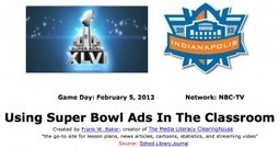 Super Bowl as a learning opportunity — @joycevalenza ... | Copyright in the School Library | Scoop.it
