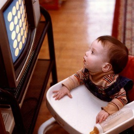 Yep, We're Sure: Babies Shouldn't Watch TV | Brain Research & Digital Parenting | Scoop.it
