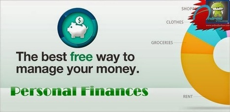 Personal Finances APK Android App Free Download | Financial Planning | Scoop.it
