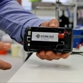 StoreDot Battery Tech Can Charge Galaxy S4 in 30 Seconds | leapmind | Scoop.it