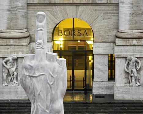 Featured artist: Maurizio Cattelan   Itsliquid   Art Museums Trends   Scoop.it
