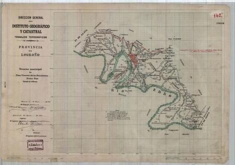 España pone a disposición 36.000 mapas históricos para descarga | MundoGEO | Cartografía | Scoop.it
