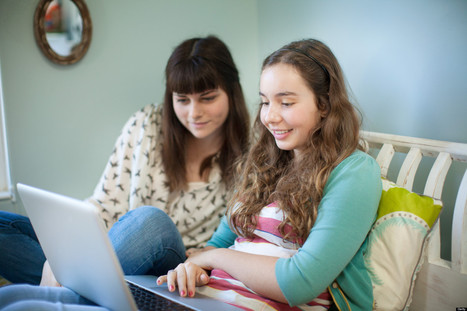 How Young Teens Are Different From Older Millennials | The internet generation | Scoop.it