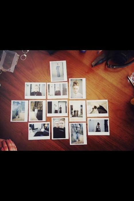 Twitter / jessie_harris_: Polaroid planning for new ... | Polaroid | Scoop.it