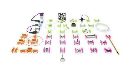 littleBits projects that demonstrate how people are using open electronics to build applications   opensource.com   Peer2Politics   Scoop.it