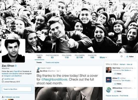 Can Twitter's New Profile Help Brands? | Digital-News on Scoop.it today | Scoop.it