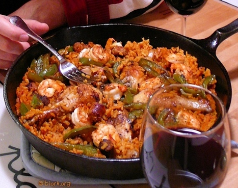 Slow Cooker Easiest-Ever Paella | Slow-cooking Latin-style | Scoop.it