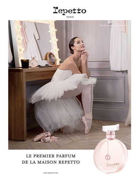 La Première Campagne du Parfum Repetto, Signée James Bort ... | Mabylone parfum pas cher | Scoop.it