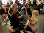 Camarillo High geometry students mentor young learners in math | Early Childhood Geometry | Scoop.it
