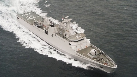 Indonesian corvette damages sonar dome in search for AirAsia aircraft | Naval Defence | Scoop.it